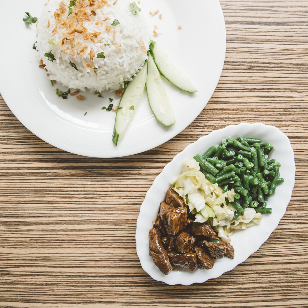 WMRundvlees-rijst